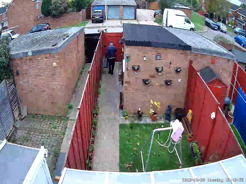 SV3C IP POE Camera Security Outdoor 5 Megapixels Super HD 2592x1944