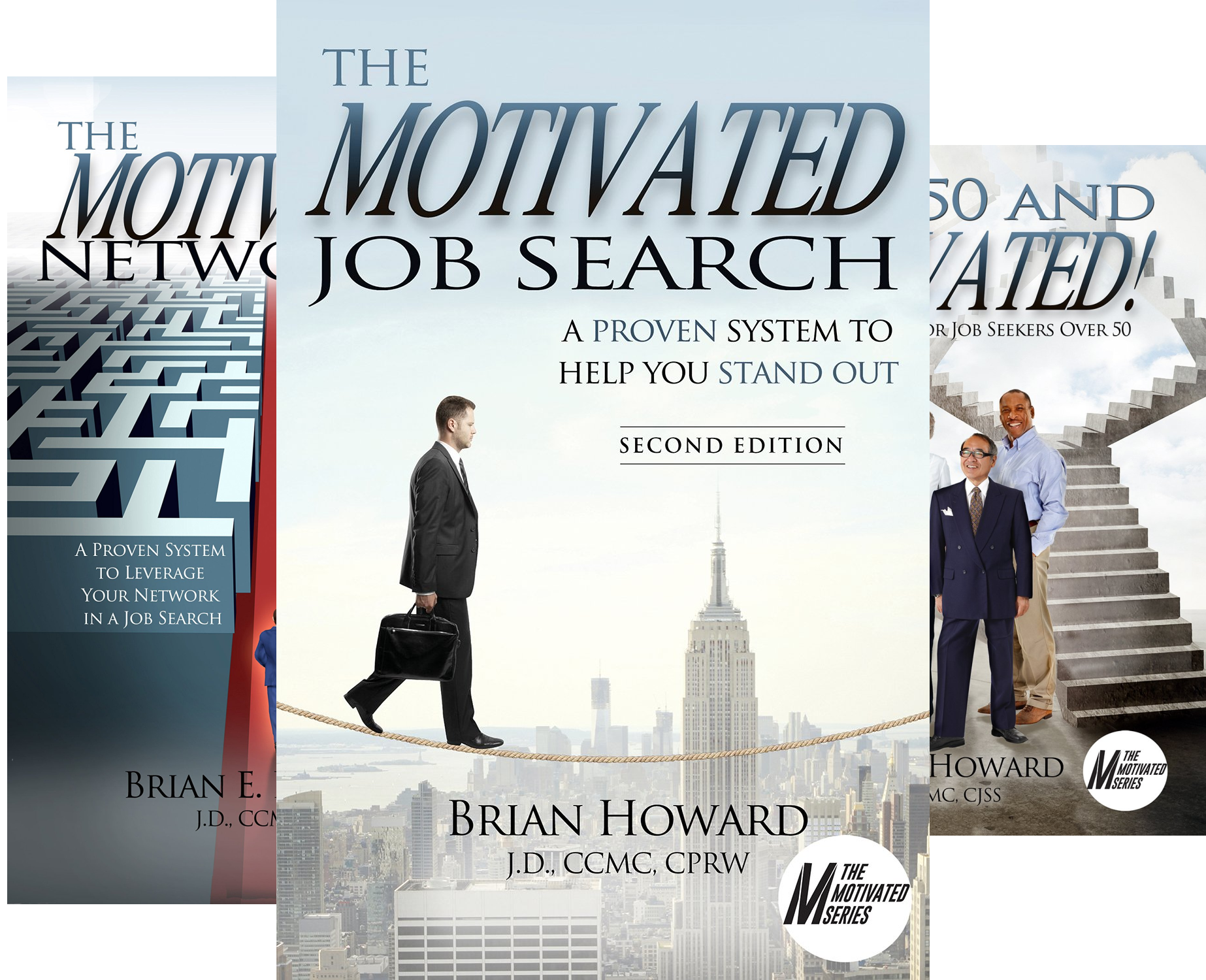 Motivated Series (6 Book Series)