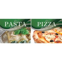 Easy Pasta & Easy Pizza Italian Recipes (2 Book Series)