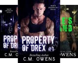 Death Chasers MC Series (4 Book Series)