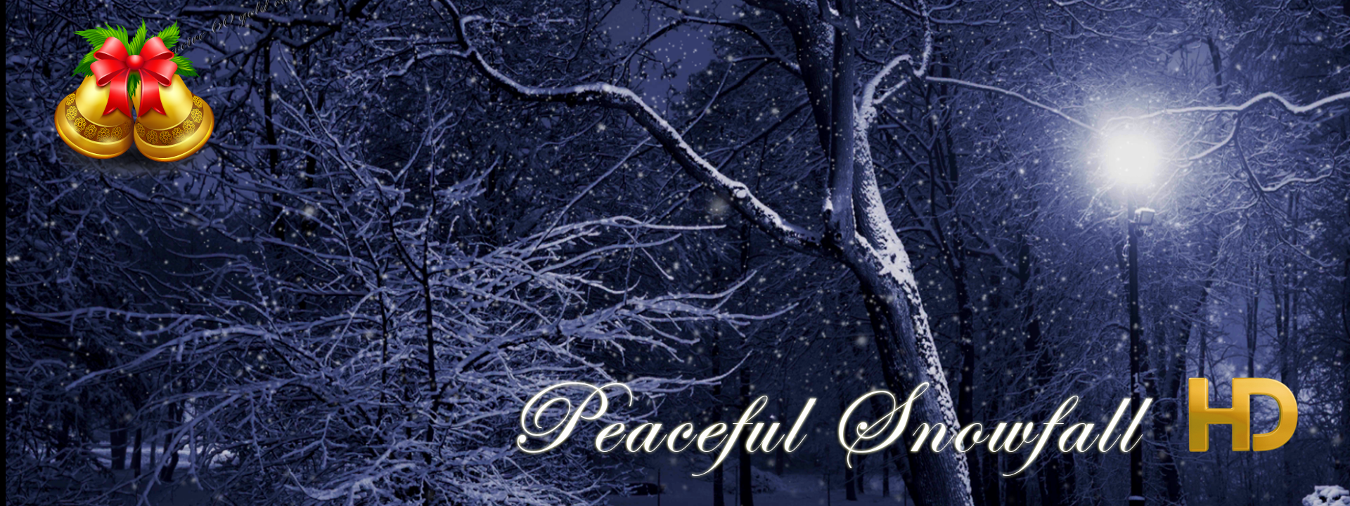 Peaceful Snowfall HD - 4