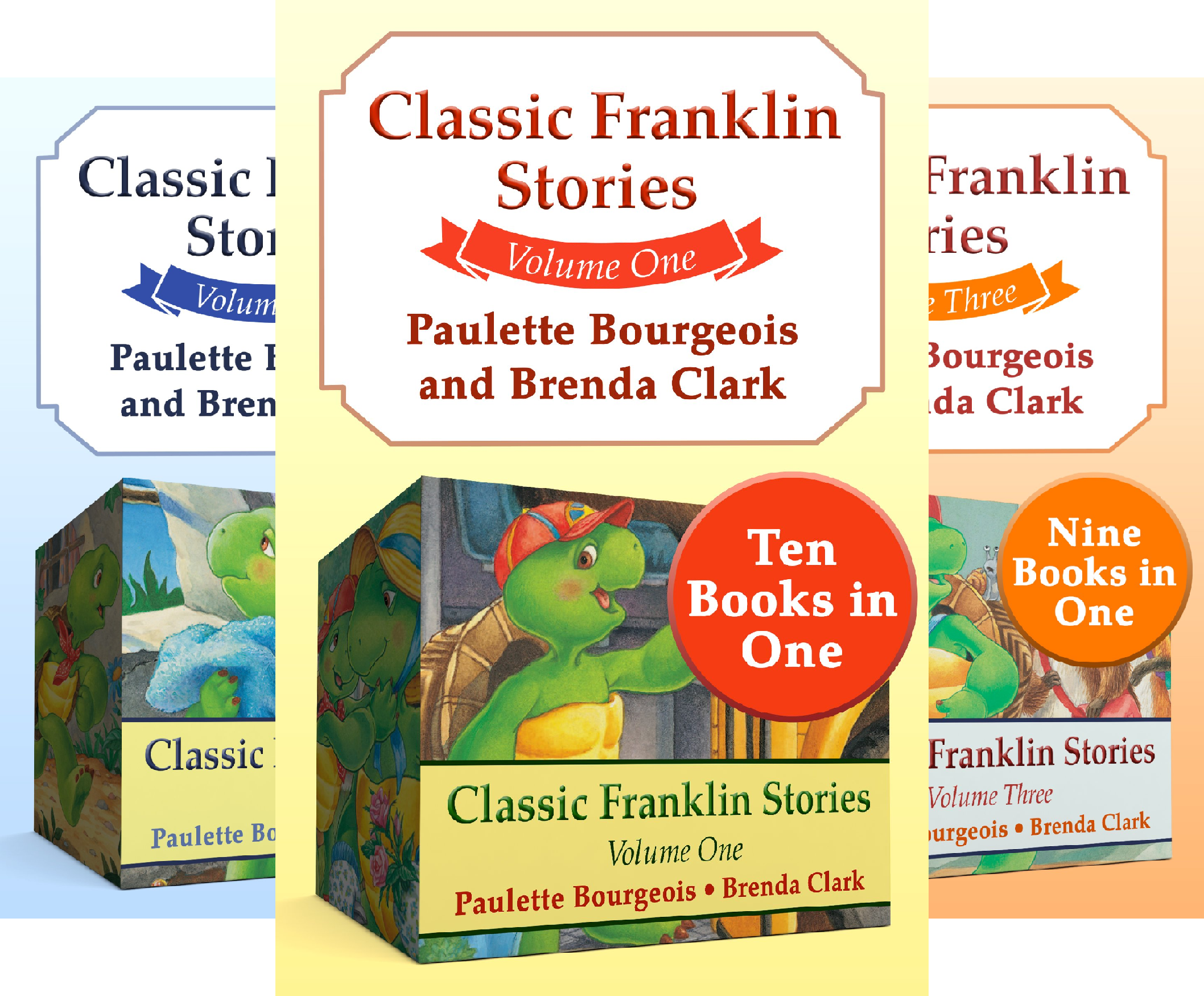 Classic Franklin Stories (3 Book Series)