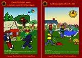 Abenteuer vom Regenbogen-Elch und dem schwarzen Schaf mit den 109 weißen Haaren (Reihe in 2 Bänden)
