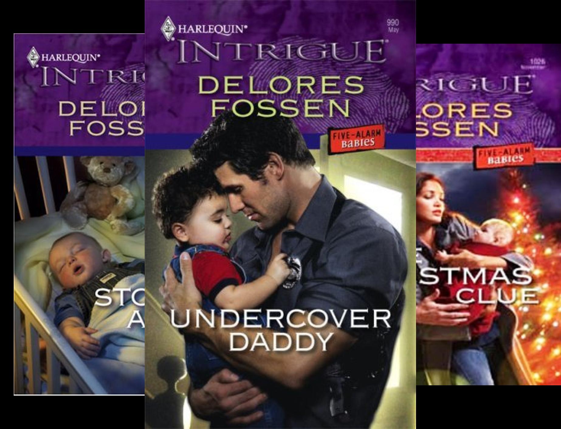 Five-Alarm Babies (5 Book Series)
