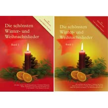Die schönsten Winter- und Weihnachtslieder (Reihe in 2 Bänden)
