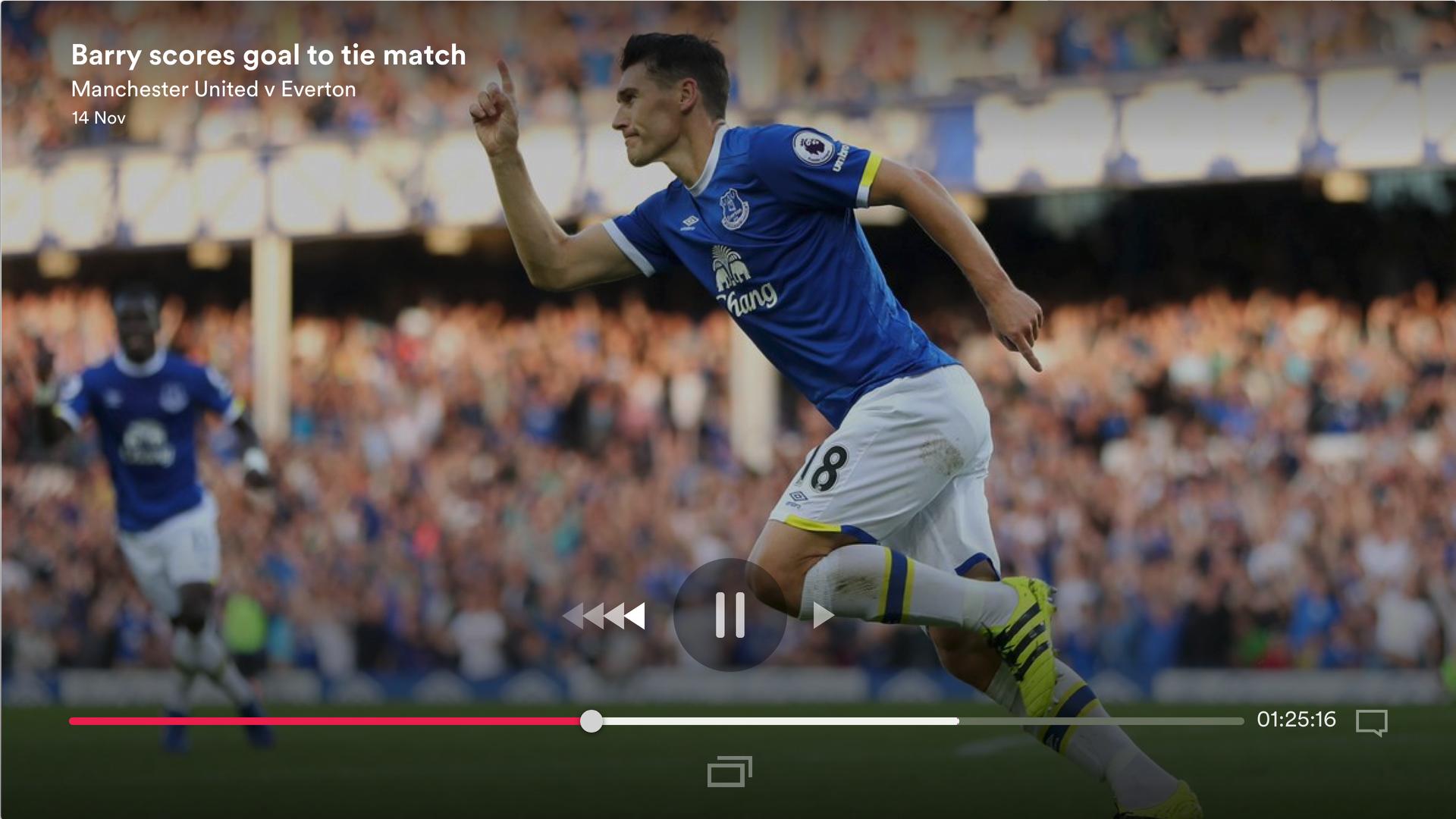 Eurosport Player Amazon