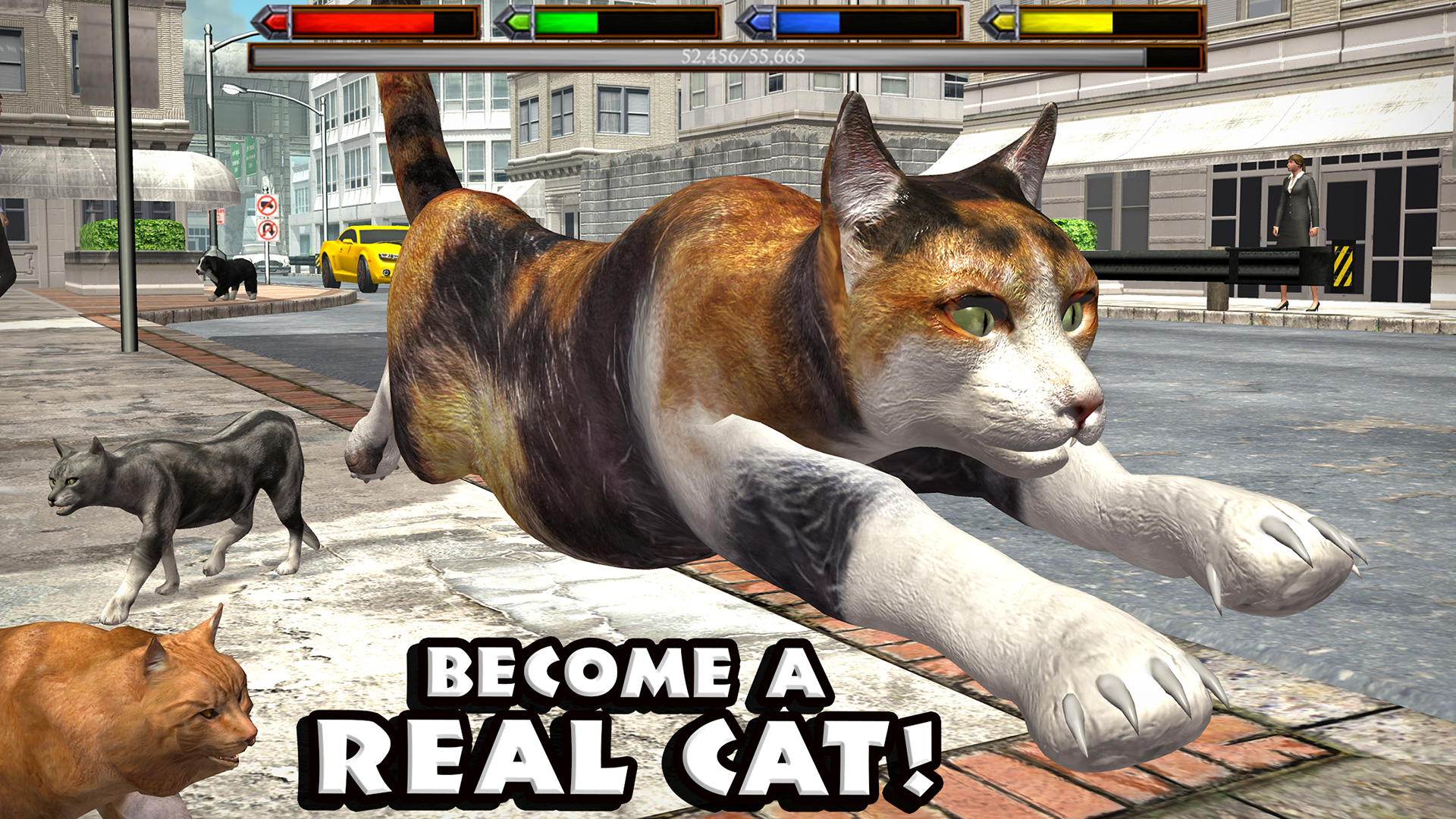 Ultimate Cat Simulator: Amazon.fr: Appstore pour Android