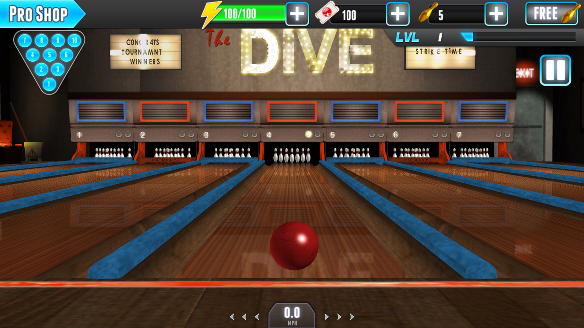 PBA® Bowling Challenge: Amazon.co.uk: Appstore for Android