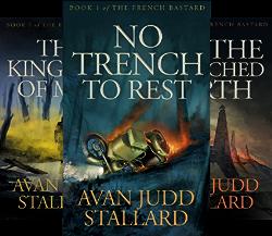 The French Bastard (3 Book Series) by  Avan Judd Stallard