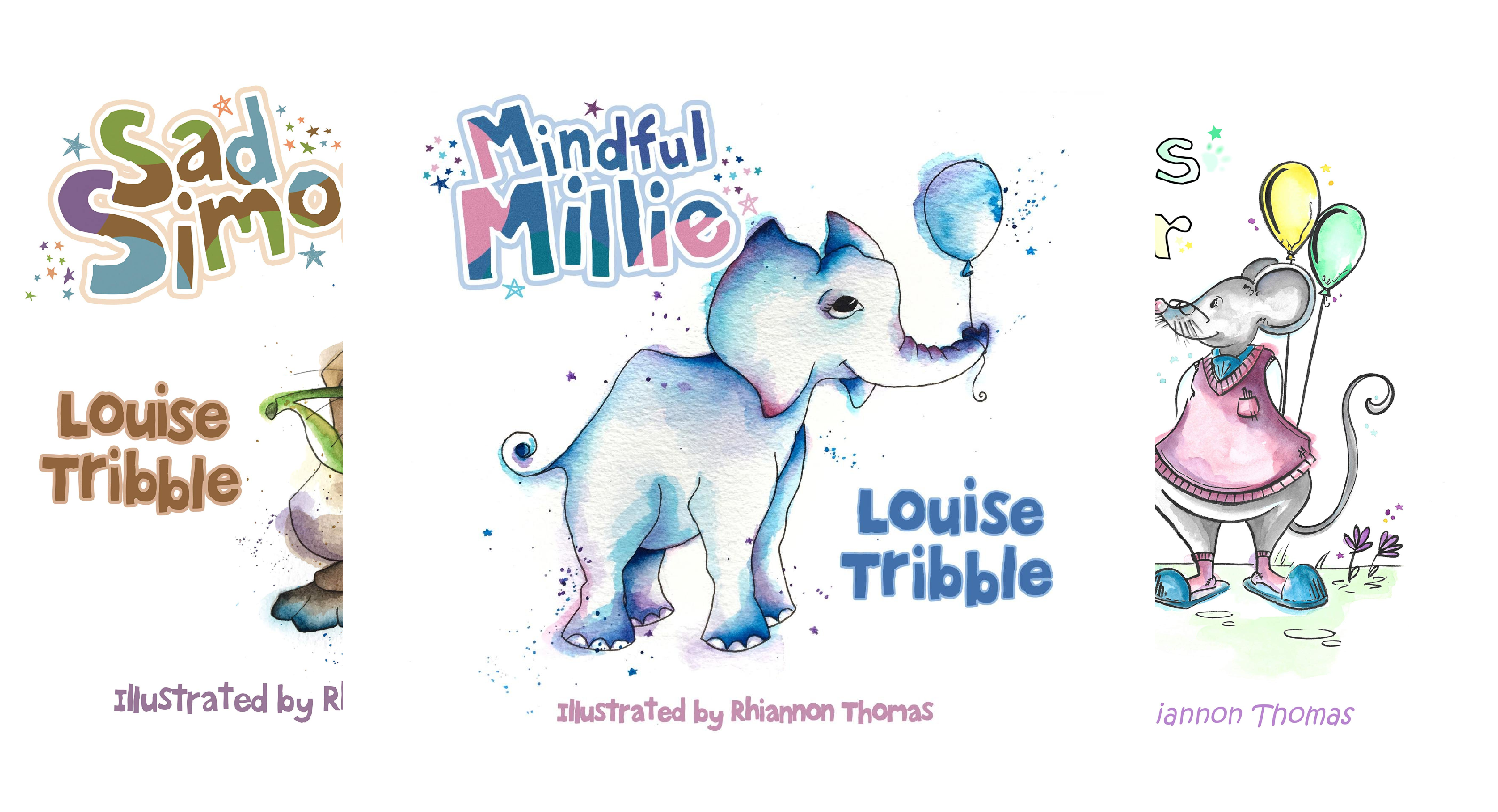 Mindful Millie and Friends (3 Book Series)