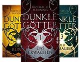 Dunkle Götter  (Reihe in 3 Bänden)