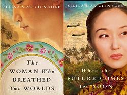 The Malayan Series (2 Book Series) by  Selina Siak Chin Yoke Siak Chin Yoke, Selina