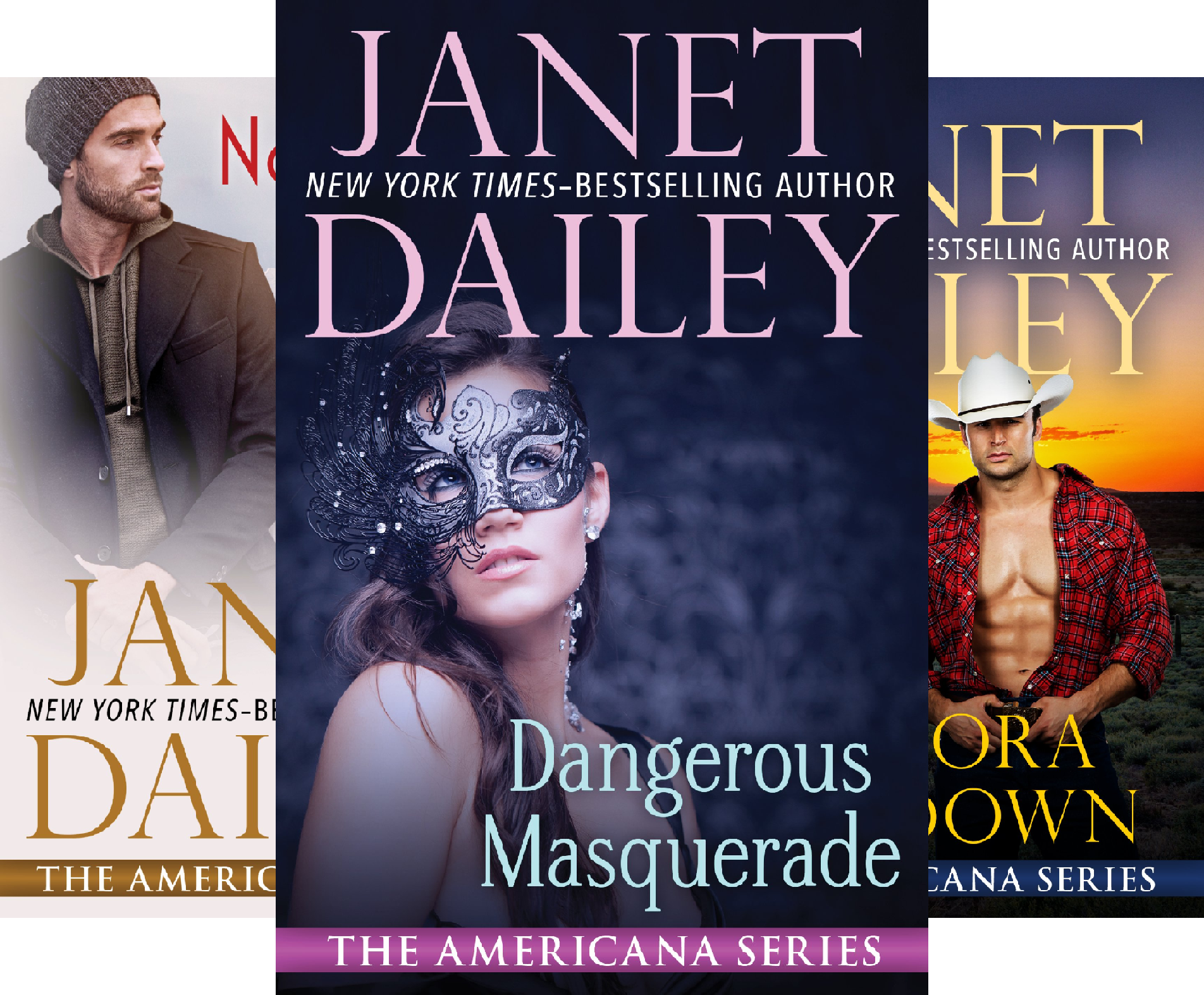 The Americana Series (50 Book Series) (Dailey Motion)