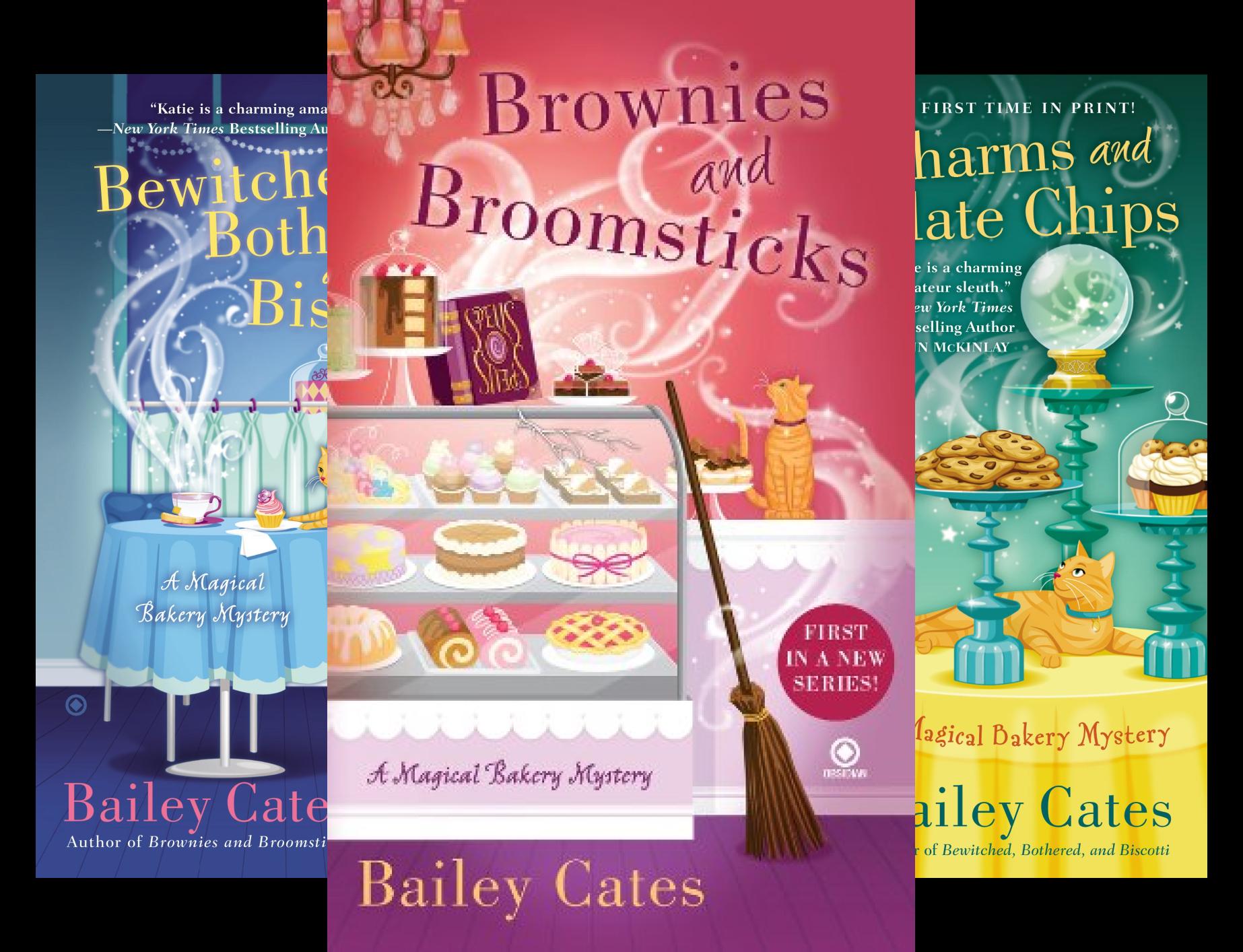 A Magical Bakery Mystery (8 Book Series) - Magic Garden Teller