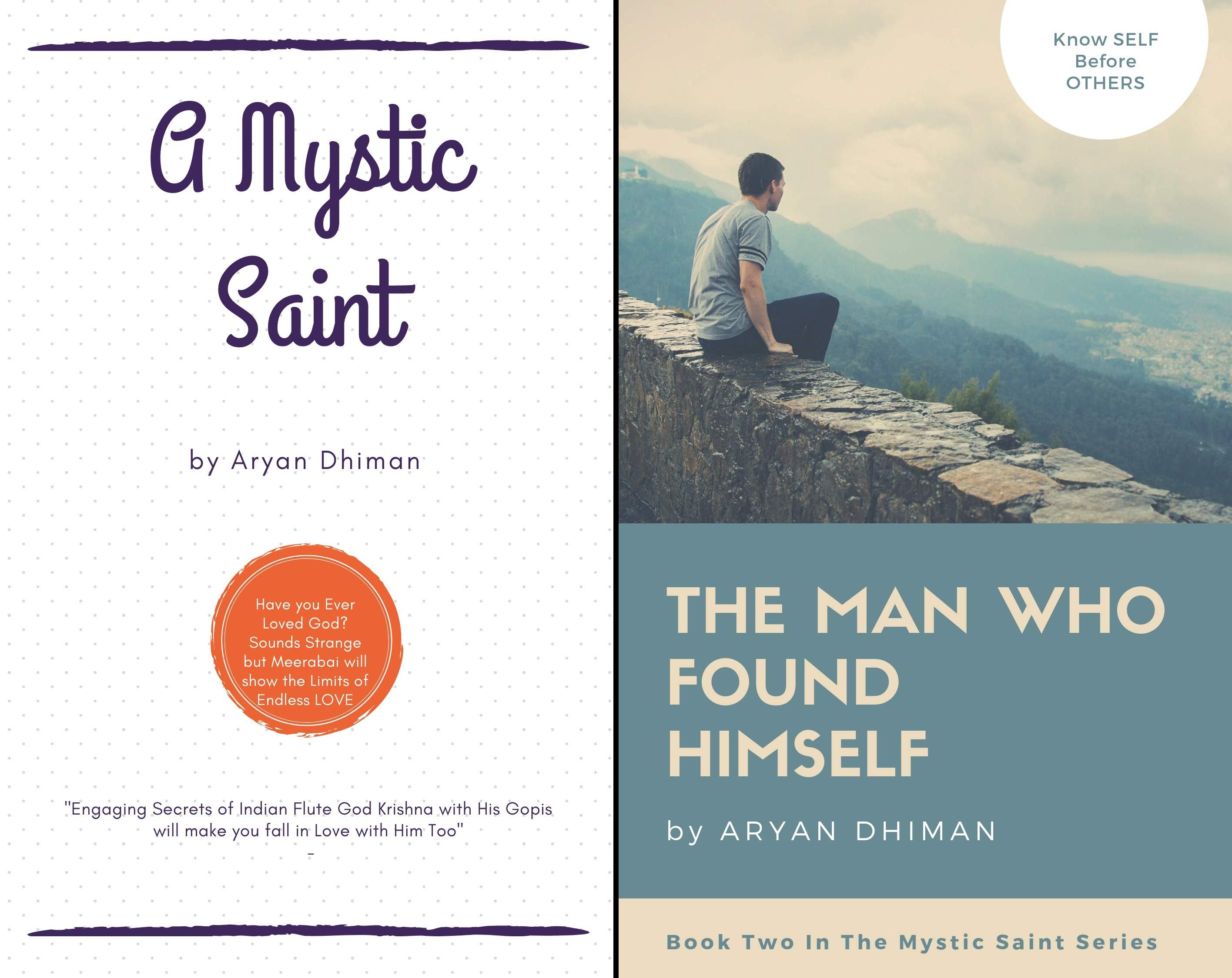 A Mystic Saint (2 Book Series)