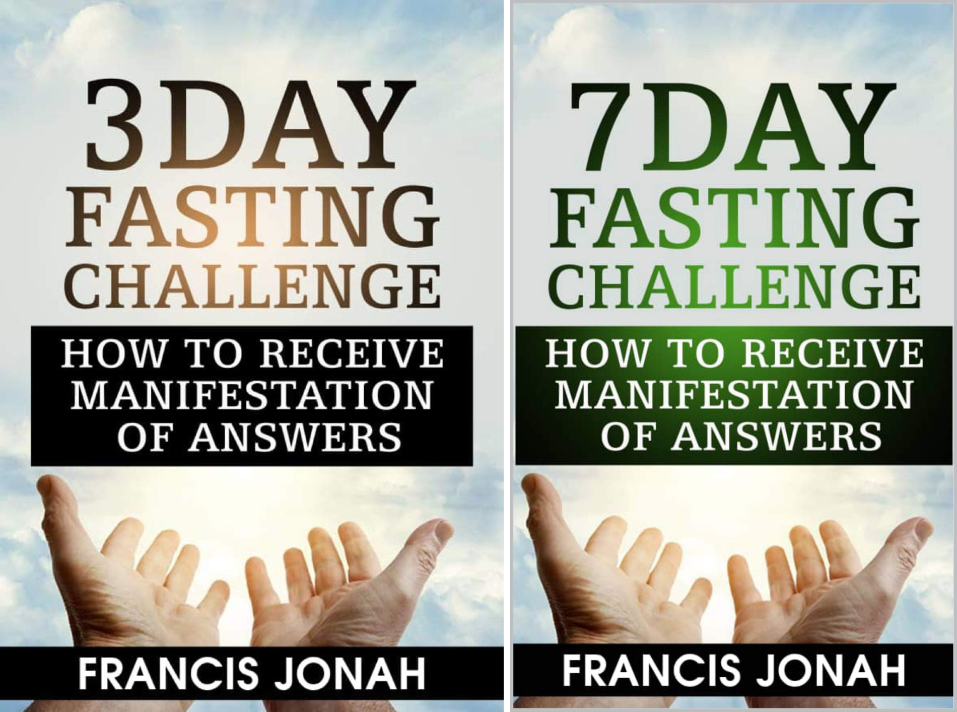 Fasting Challenges (2 Book Series)