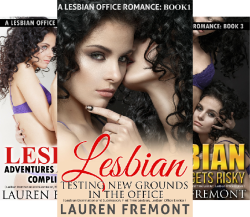 Whisper in your Ear (Lesbian Erotica Book 3)