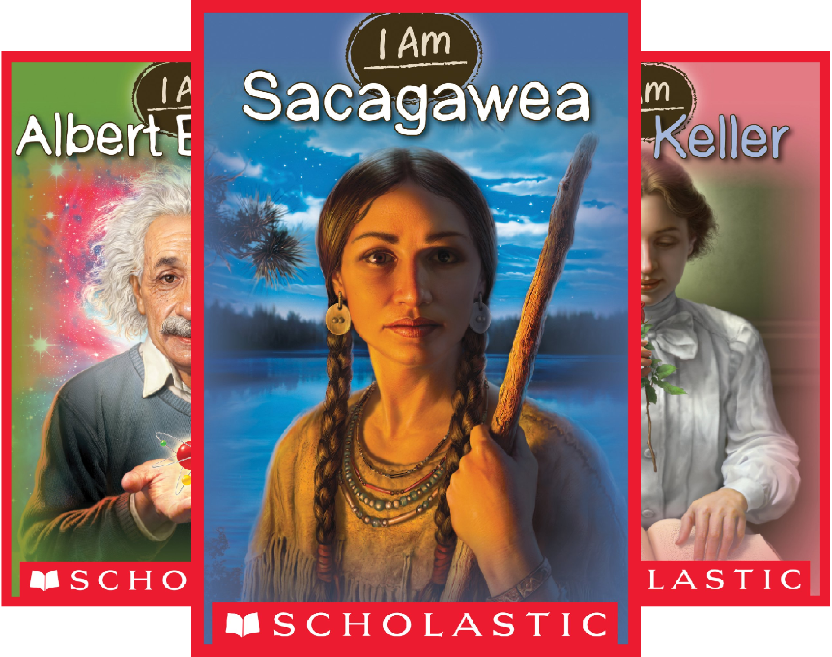 I Am (12 Book Series)