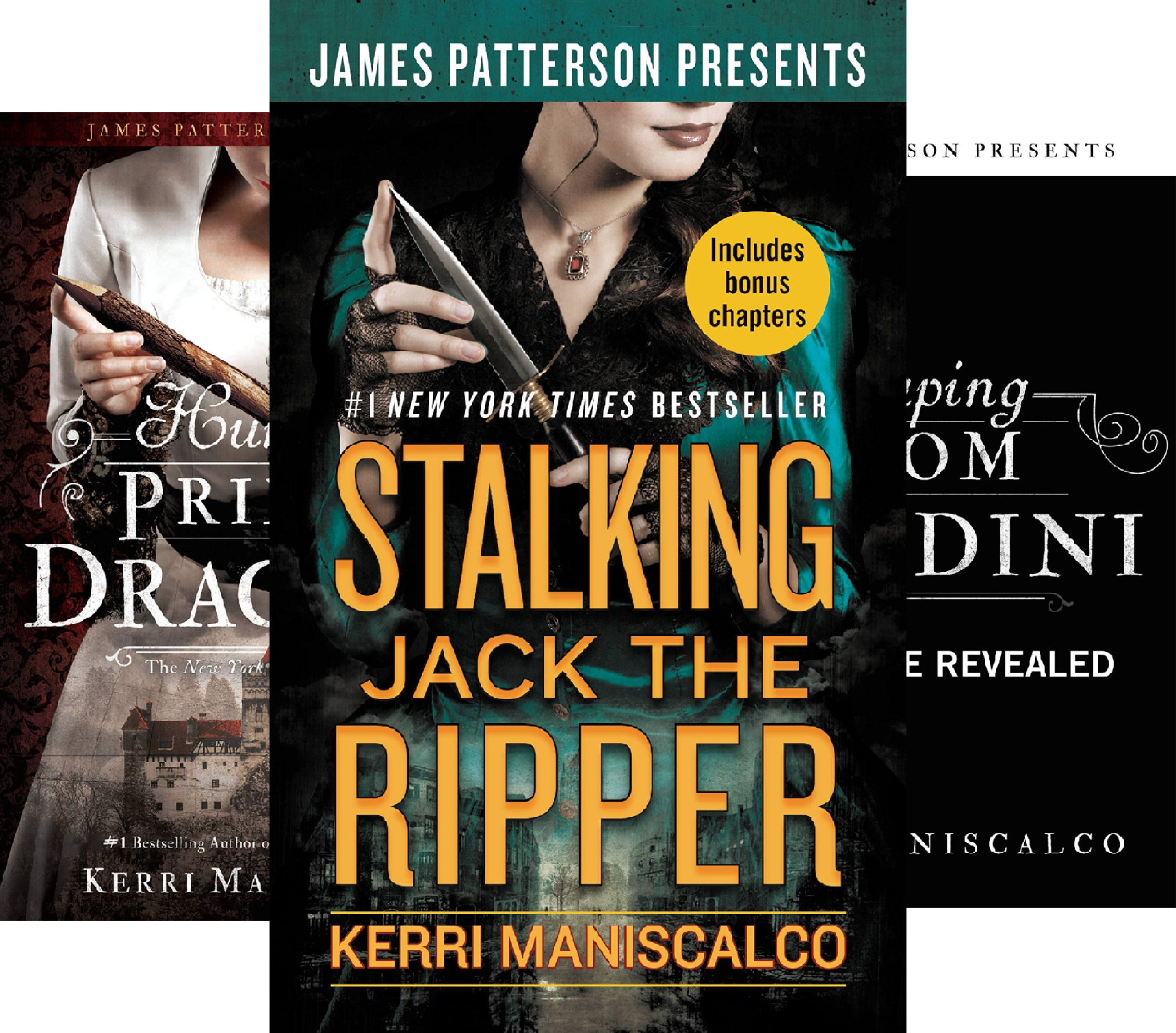 Stalking Jack the Ripper (4 Book Series)
