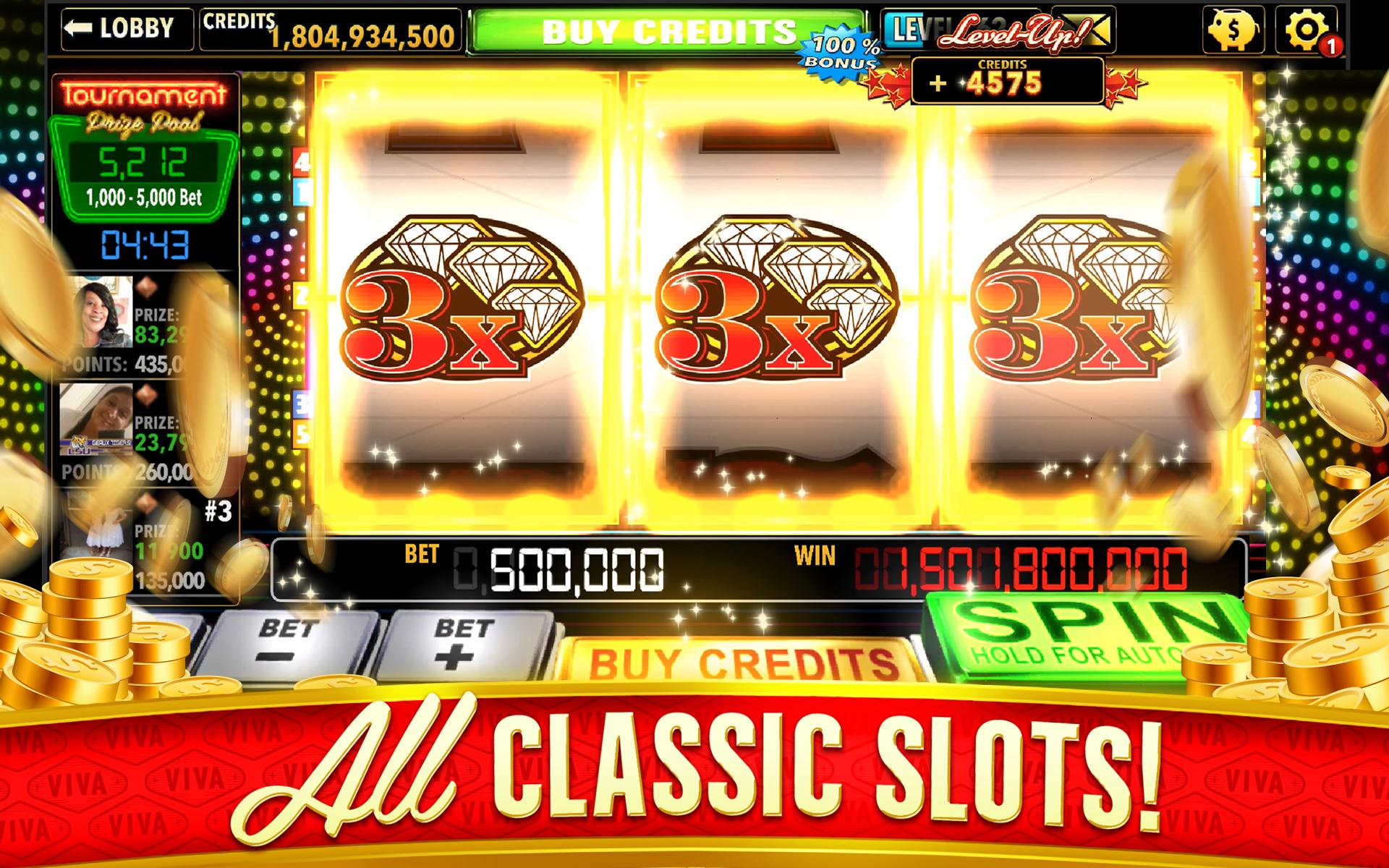 Viva Las Vegas Free Slots