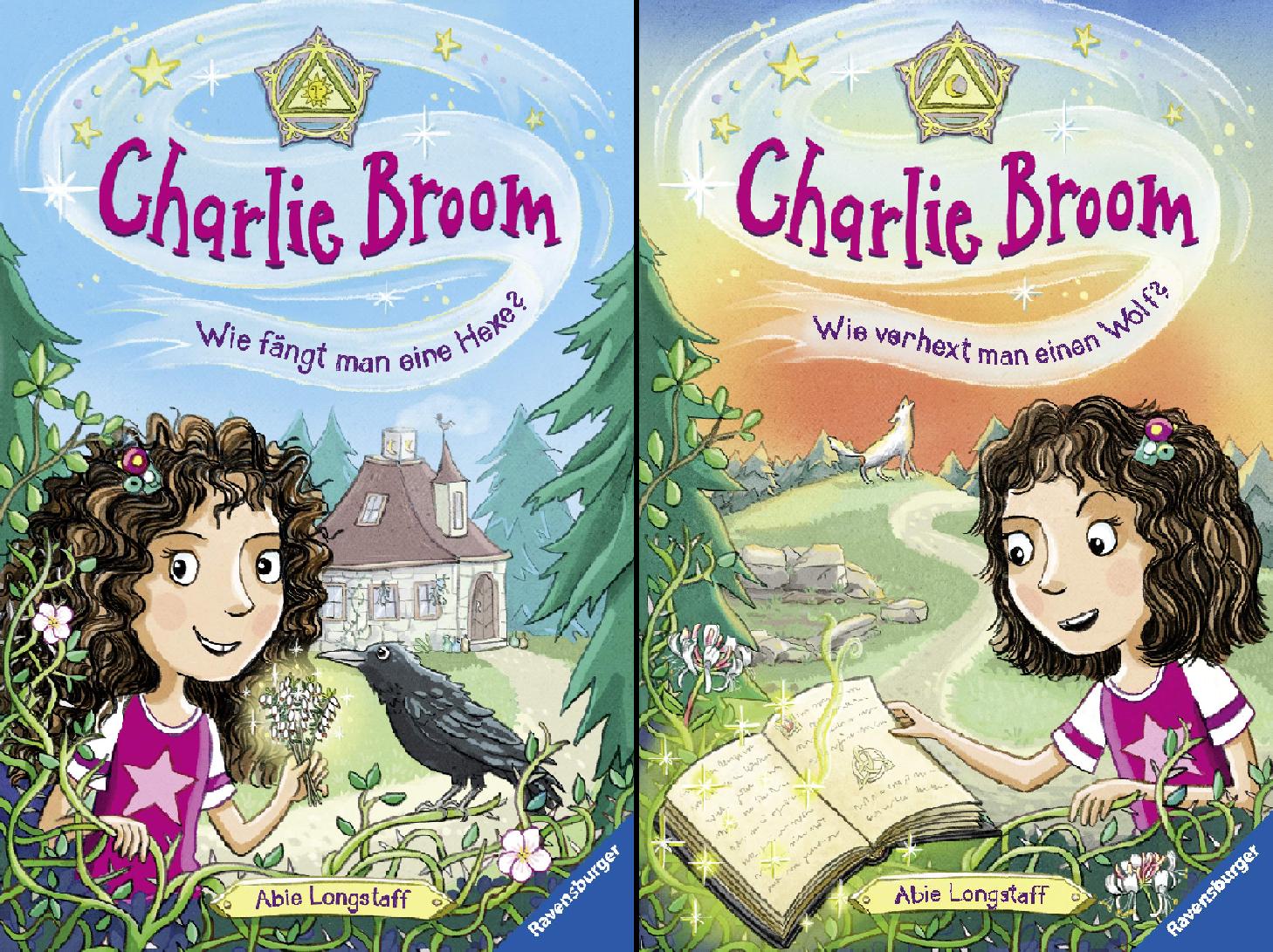 Charlie Broom (Reihe in 2 Bänden)