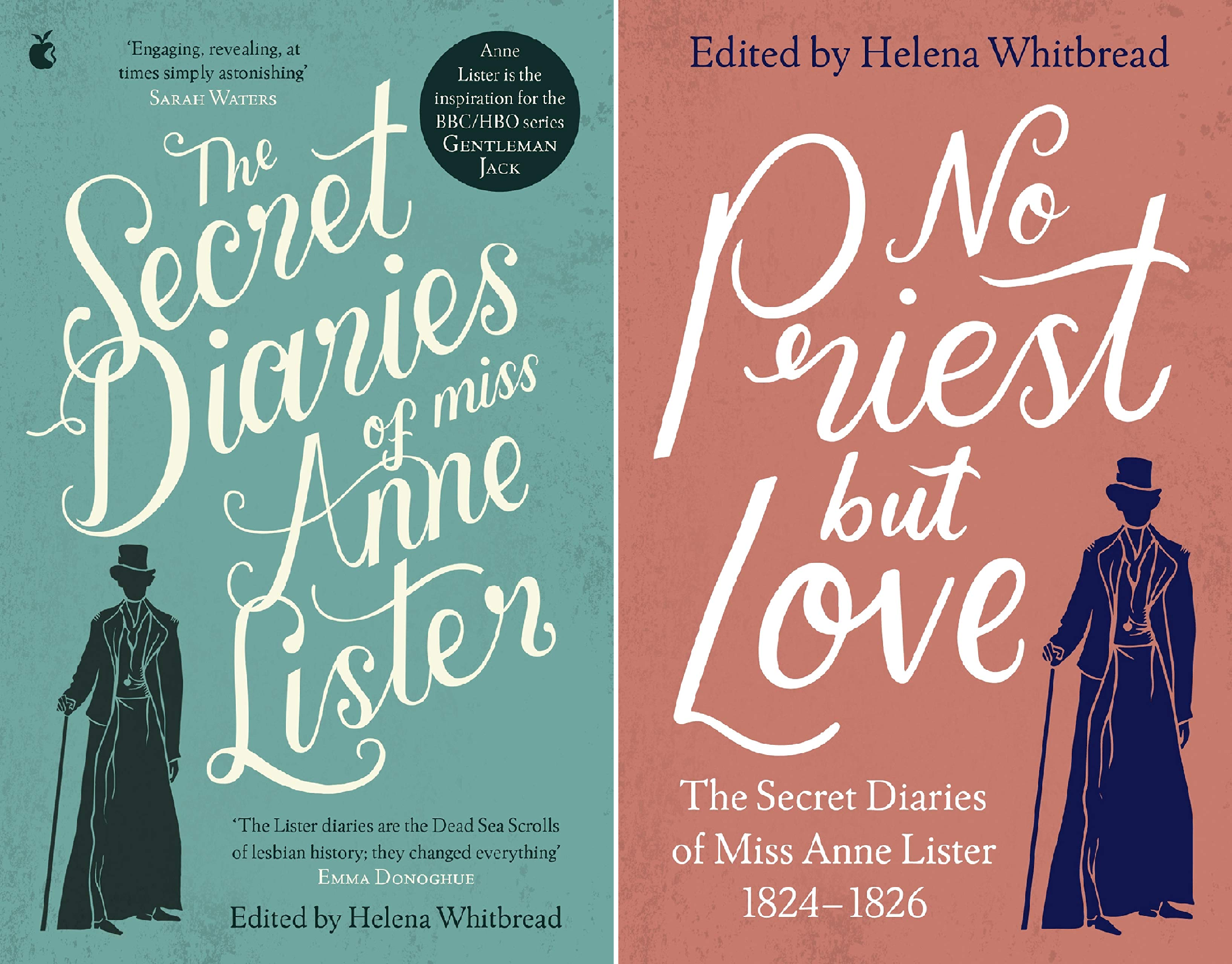 The Secret Diaries of Miss Anne Lister (2 Book Series)