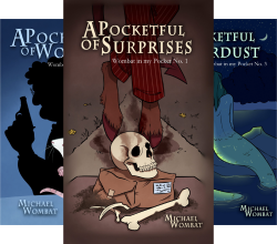 Wombat in my Pocket (4 Book Series) by  Michael Wombat