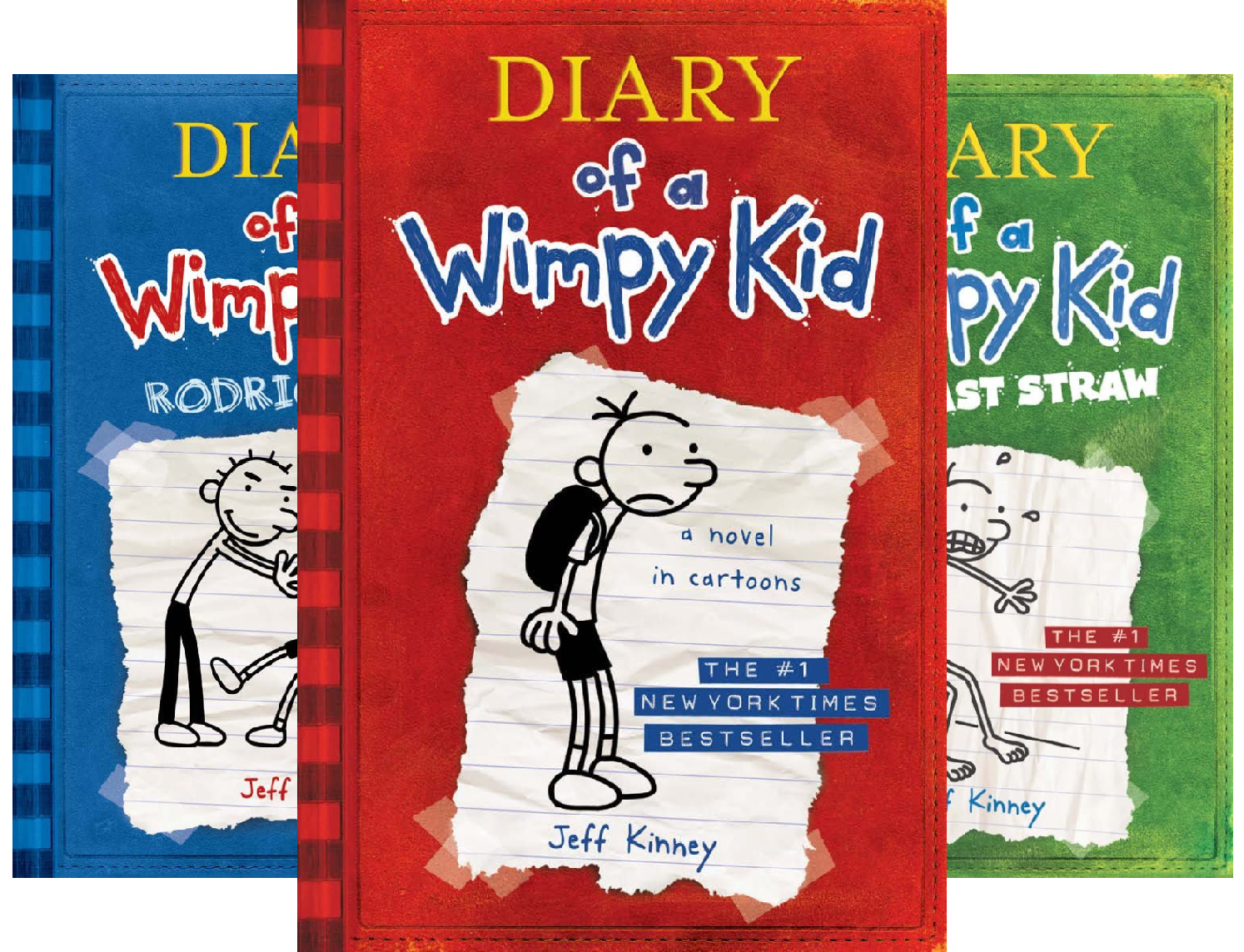 Diary of a Wimpy Kid (11 Book Series)