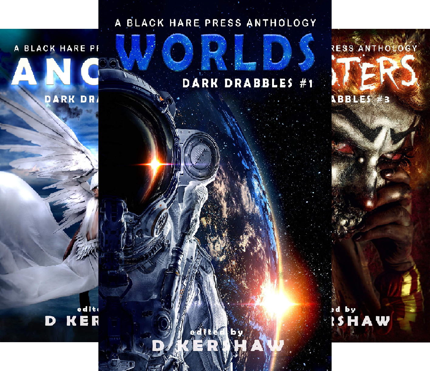 Dark Drabbles (6 Book Series)
