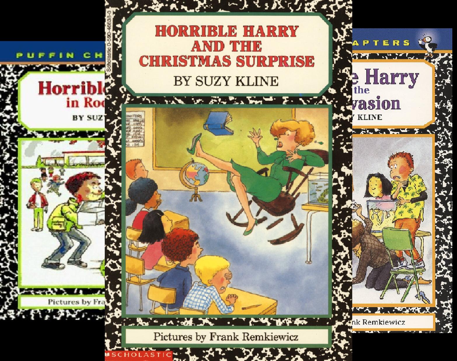 Horrible Harry (26 Book Series)