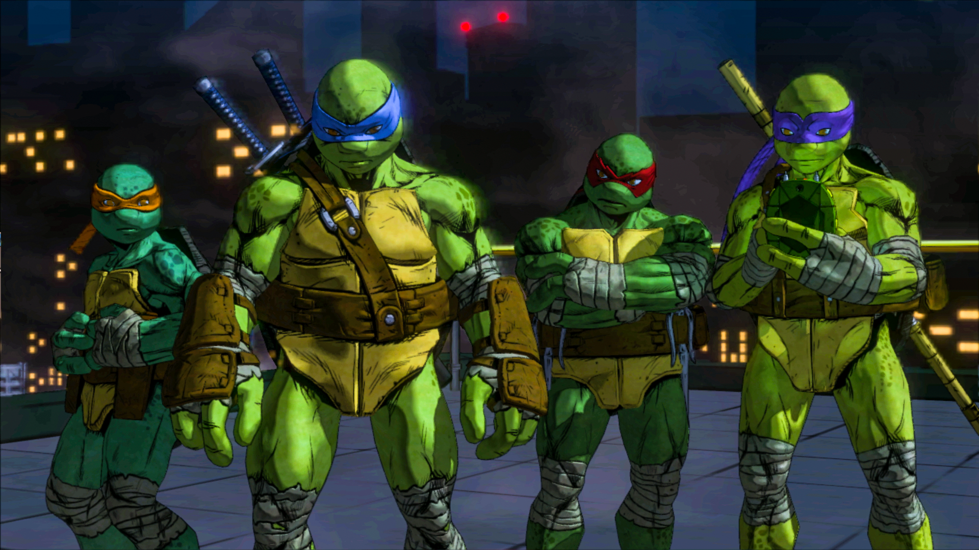 Image of Teenage Mutant Ninja Turtles: Mutants in Manhattan [PC Code - Steam]