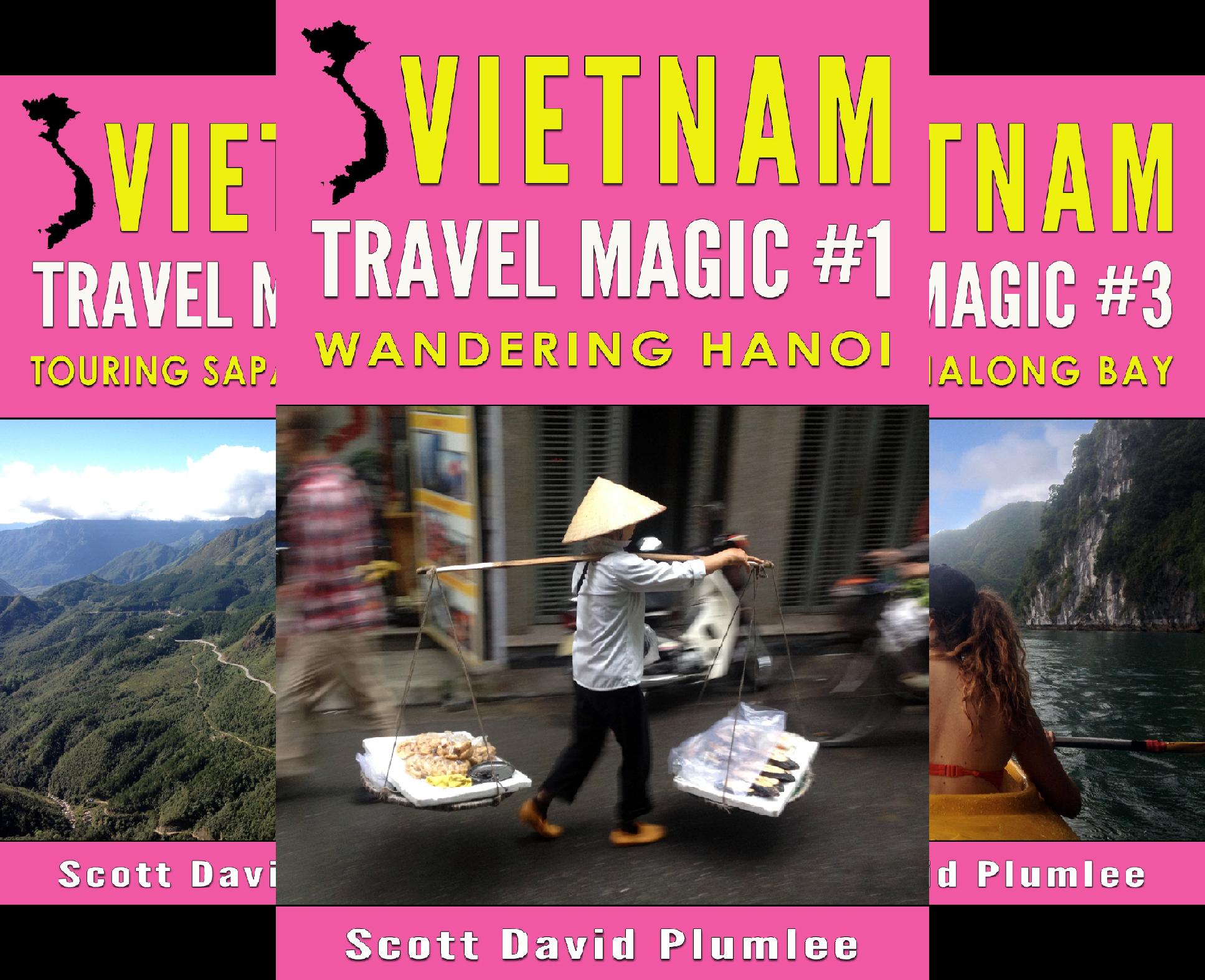 Vietnam Backpacker Photo Journey (6 Book Series)