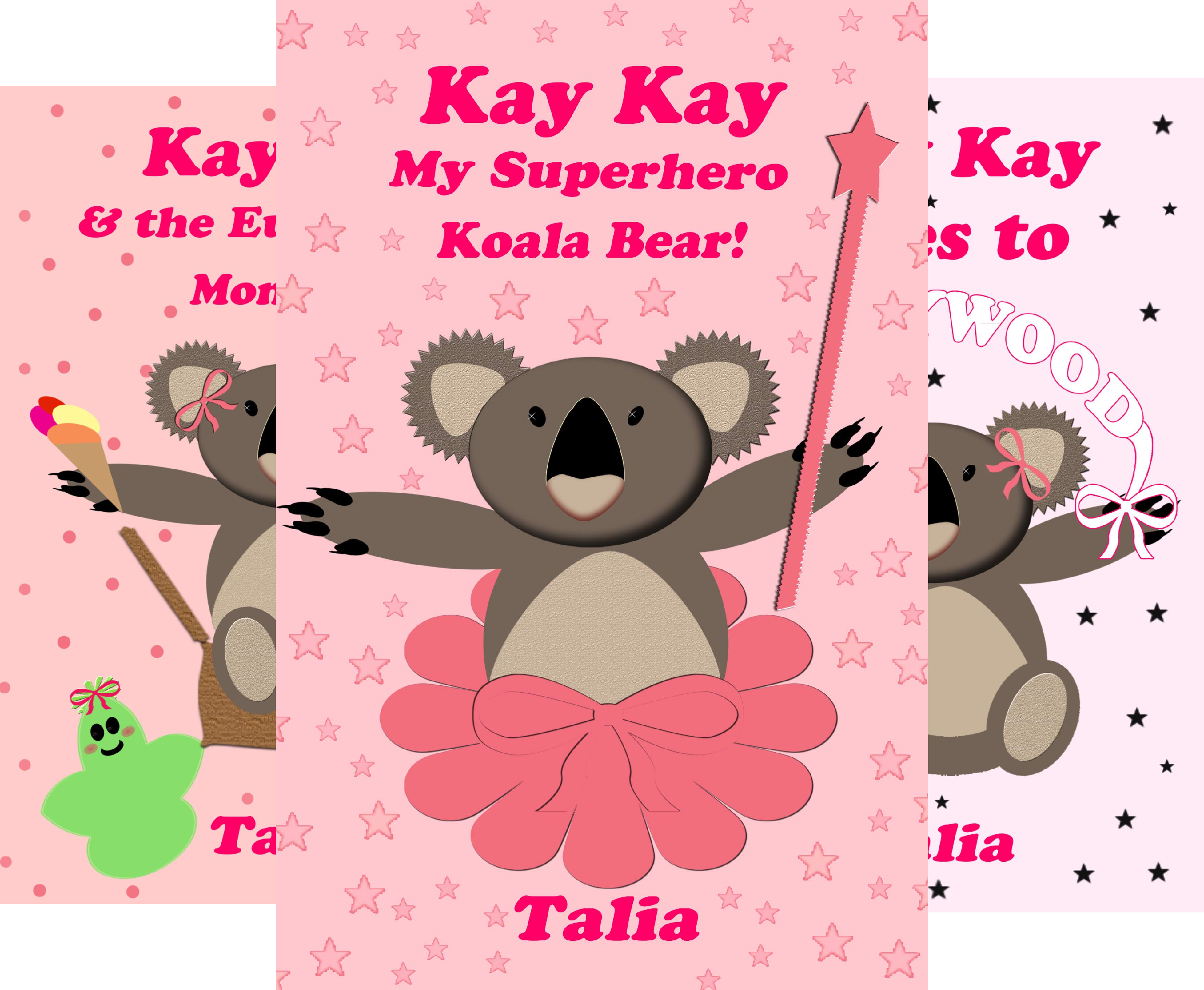 Kay Kay (3 Book Series)