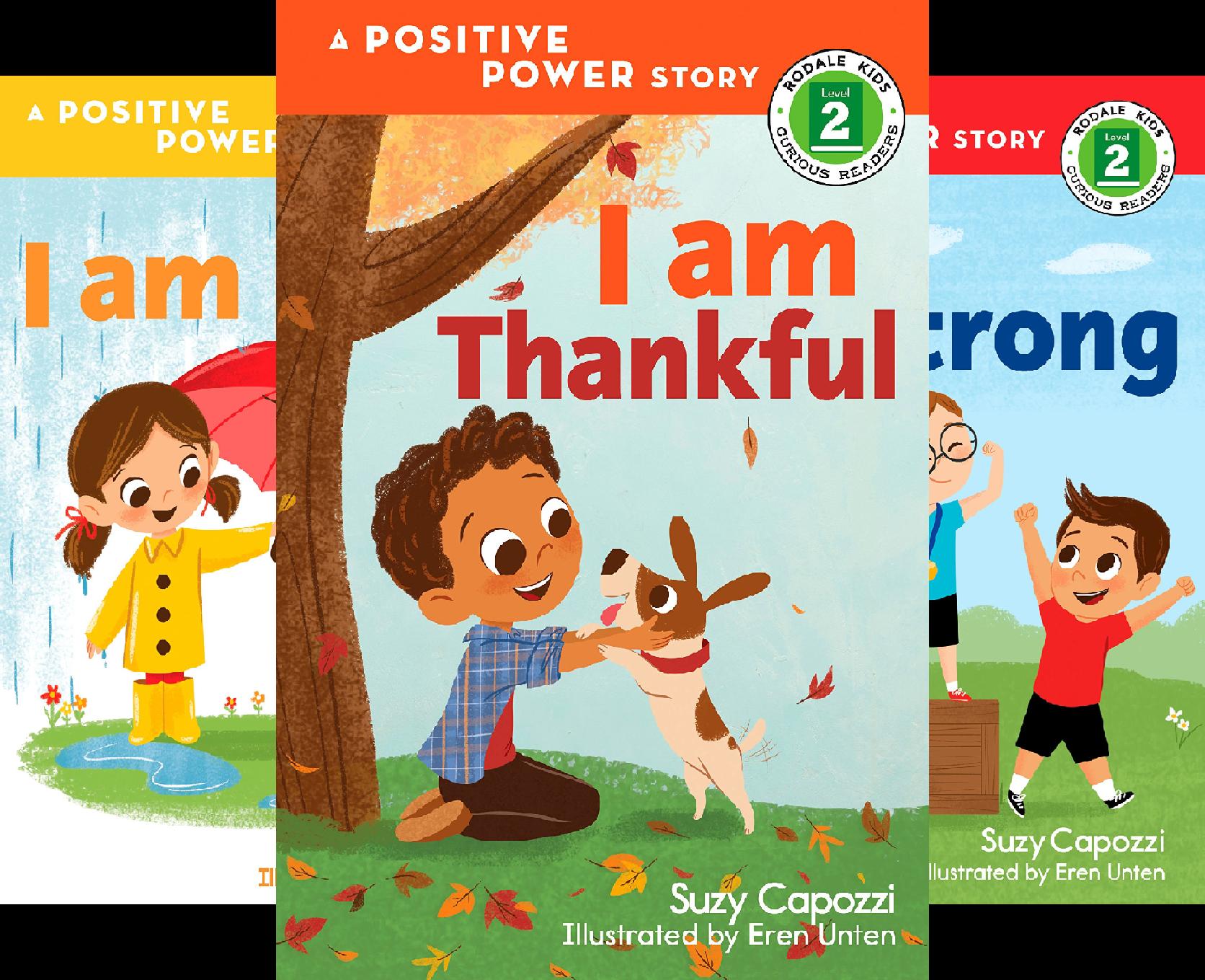 Positive Power (4 Book Series)