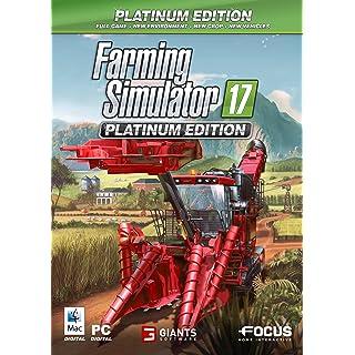 Farming Simulator 17 - Platinum Edition PC/MAC [PC/Mac Code - Steam]