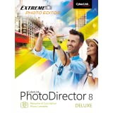 CyberLink PhotoDirector 8 Deluxe [Téléchargement]