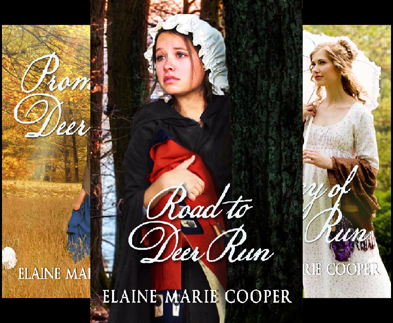 Deer Run Saga (3 Book Series) - Deer Run-serie