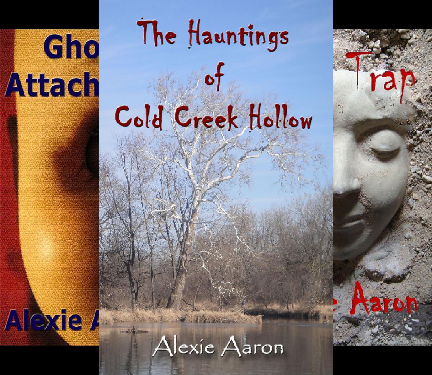 Haunted Series (24 Book Series) (Alexie Aaron Haunted Serie)
