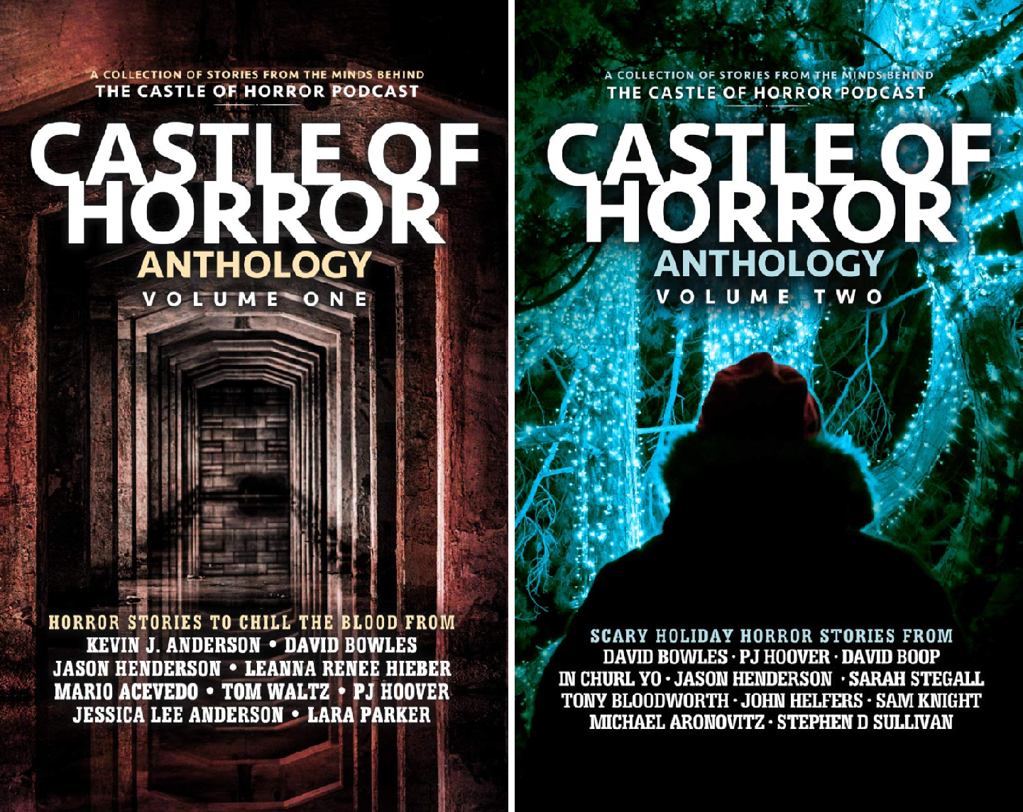 Castle of Horror Anthology (2 Book Series)