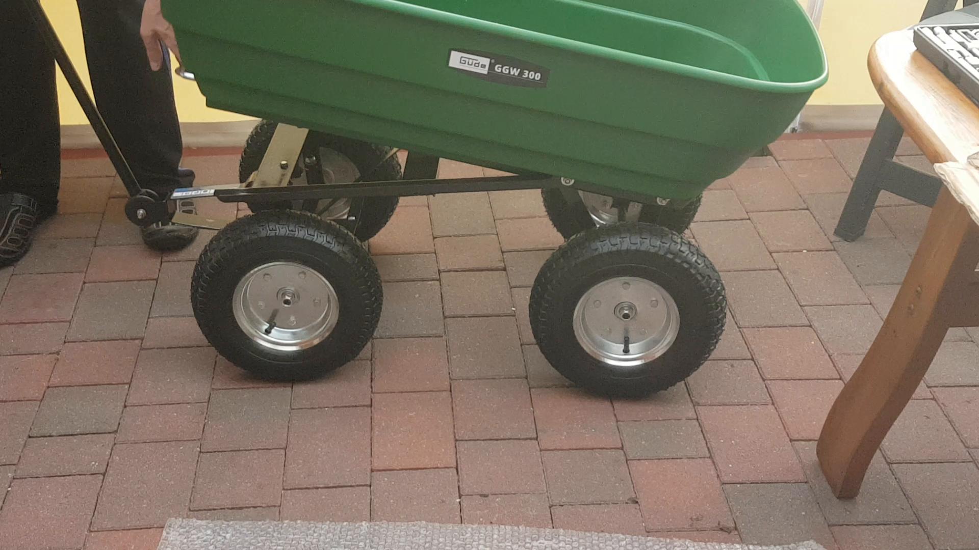 Güde Gartenwagen Transportwagen GGW 250