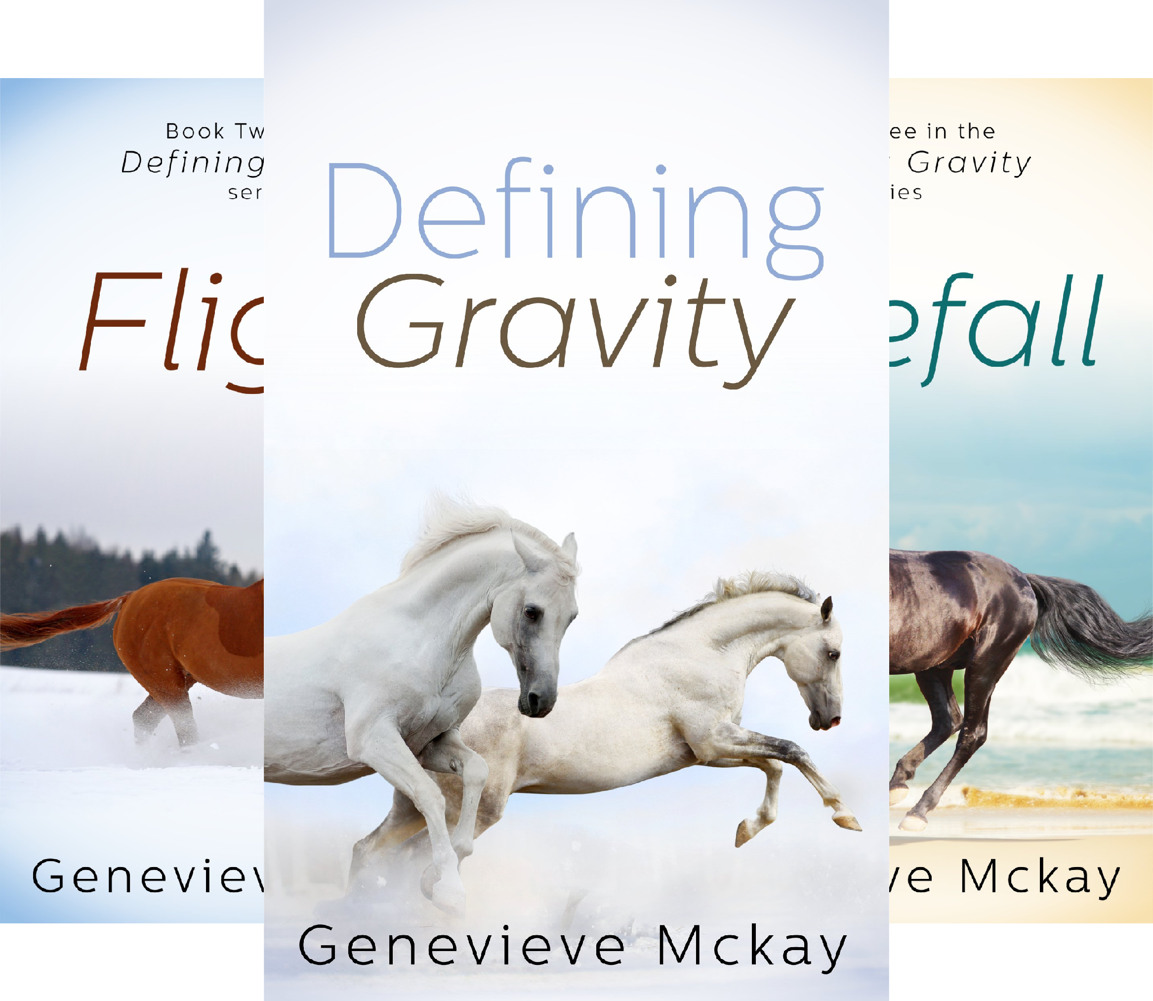 Defining Gravity Series (4 Book Series)