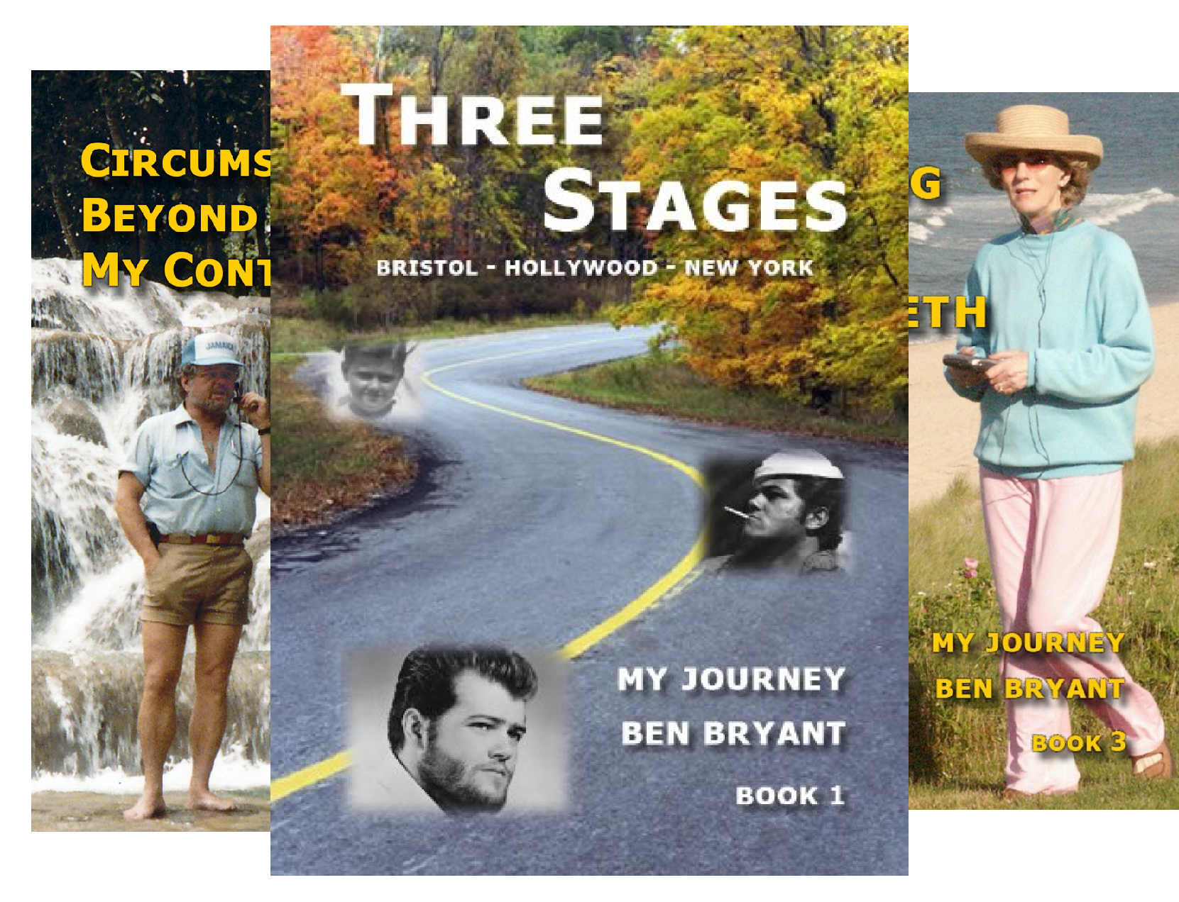 My Journey (3 Book Series)
