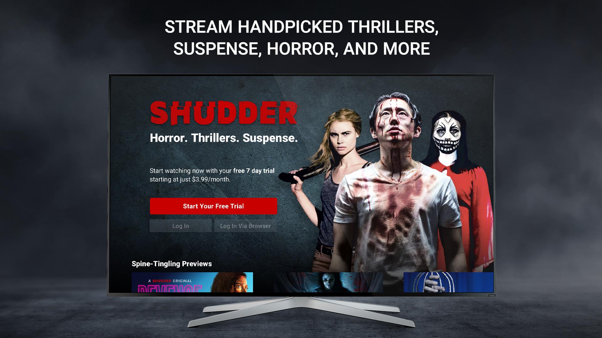 Amazon Shudder