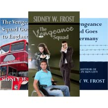 Vengeance Squad (3 Book Series)