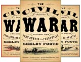 Vintage Civil War Library (3 Book Series)