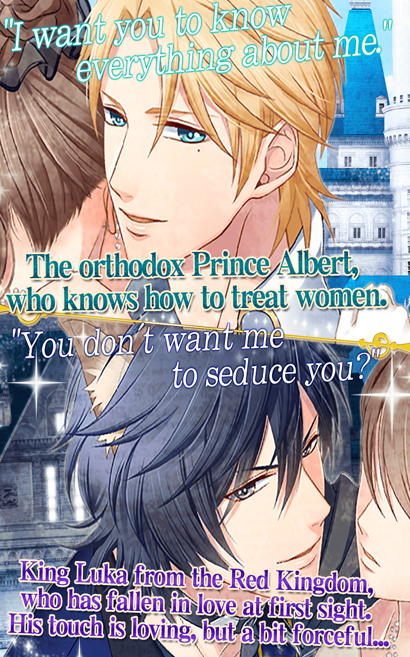 Once Upon a Fairy Love Tale【free dating sim】: Amazon.co.uk: Appstore for  Android