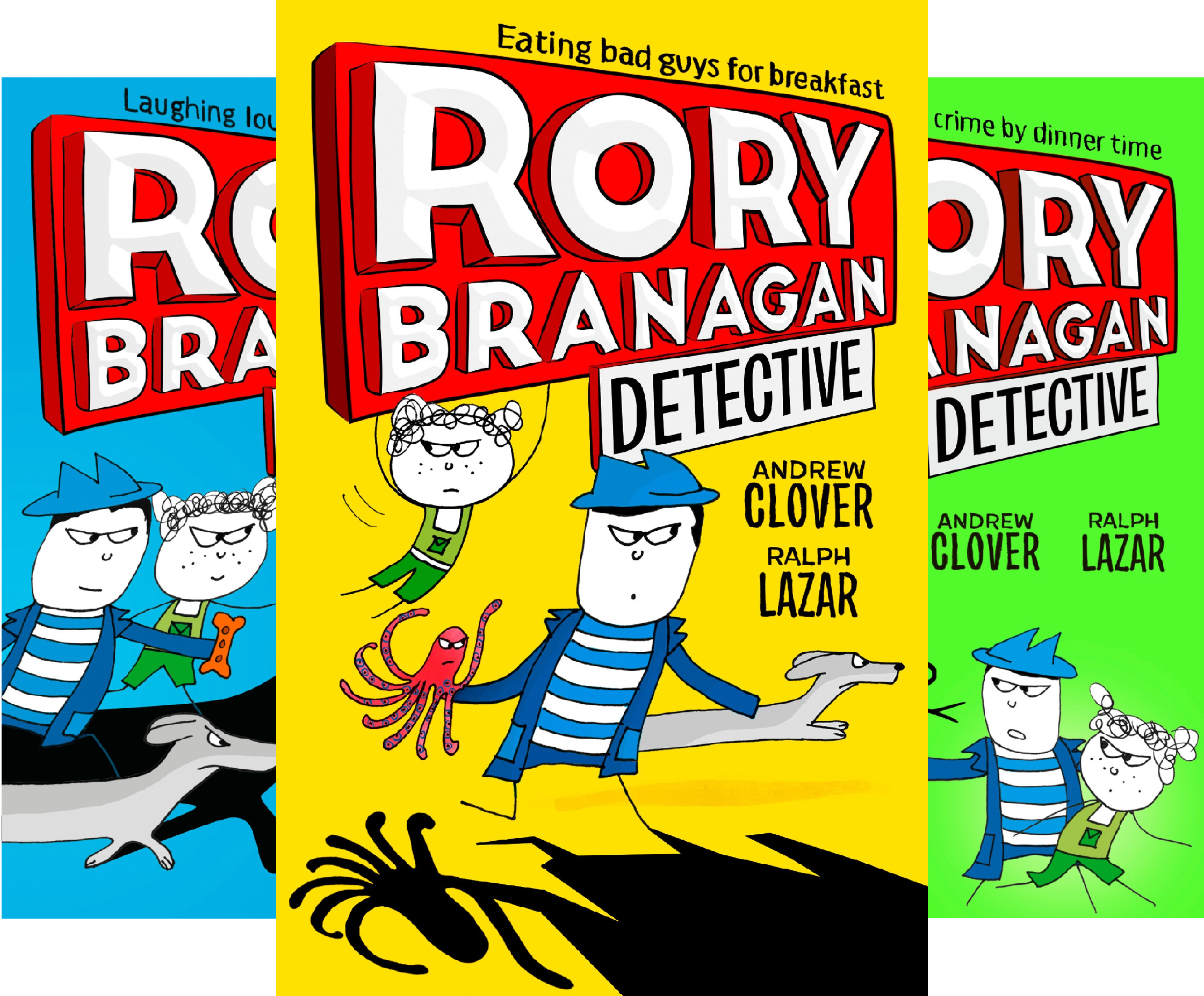 Rory Branagan (Detective) (5 Book Series)