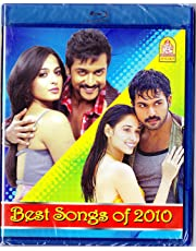 Best Songs of 2010 Tamil Blu Ray ( All Regions , English Subtitles )