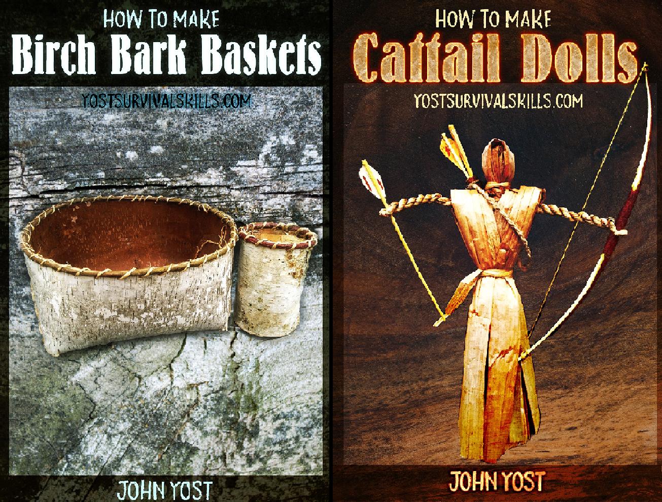 Wilderness Survival Skills Series (2 Book Series)