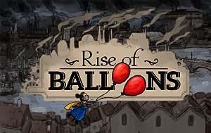 Rise of Balloons [Code Jeu PC/Mac - Steam]